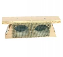 Feeder for Dadant 6-frame nucleus beehive, plastic