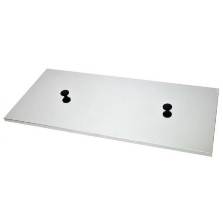 Cover for standard uncapping table Dadant, 1500mm, stainless steel